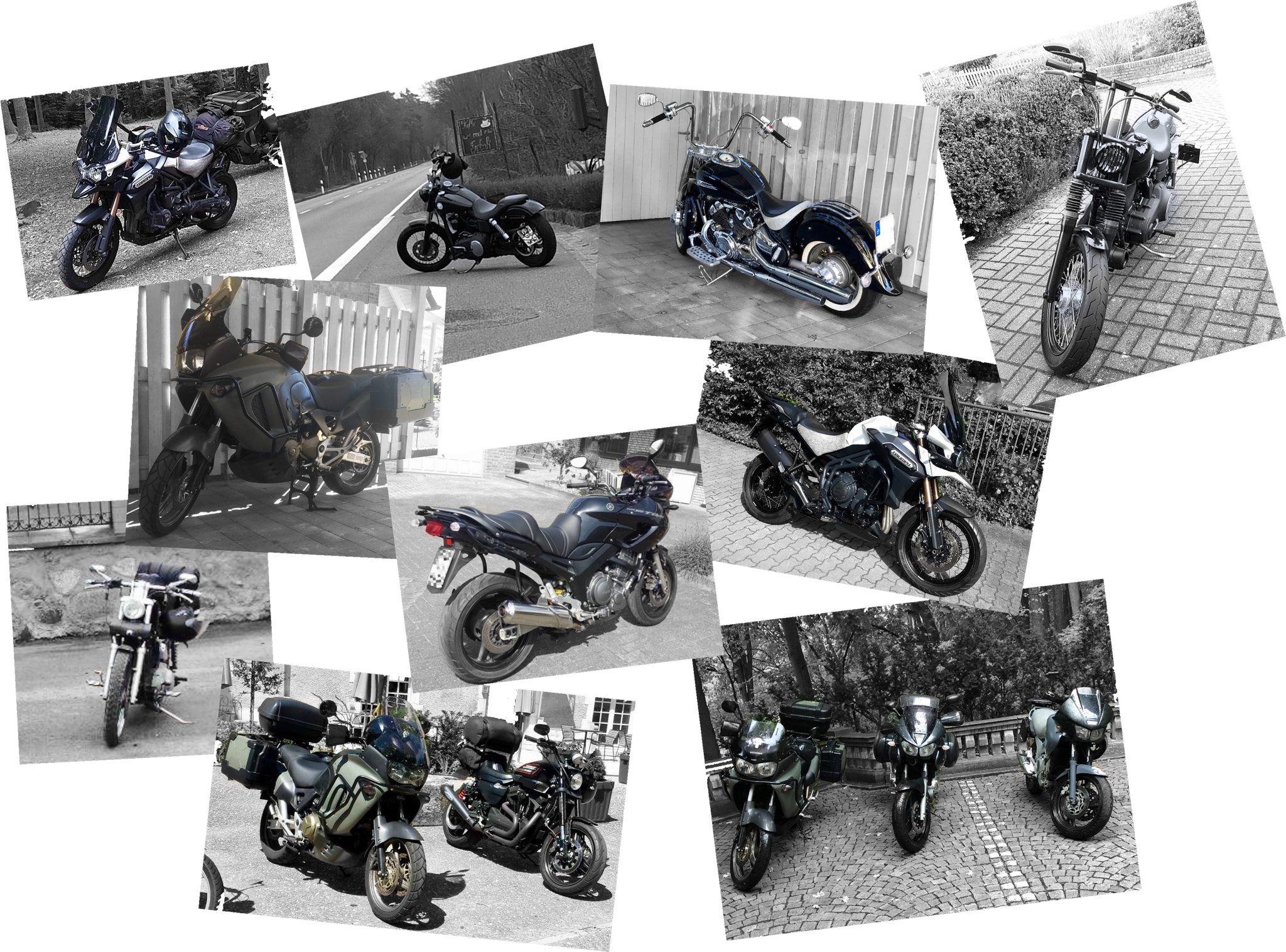 Roamers MC Germany Bikes 2019