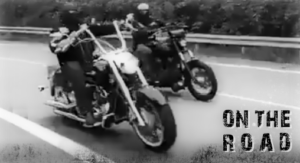 Riding Side by Side - Roamers MC Germany