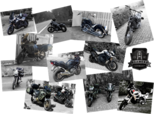 Roamers MC Germany Member Bikes 2019