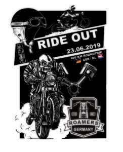 Roamers Ride Out - Rotterdam